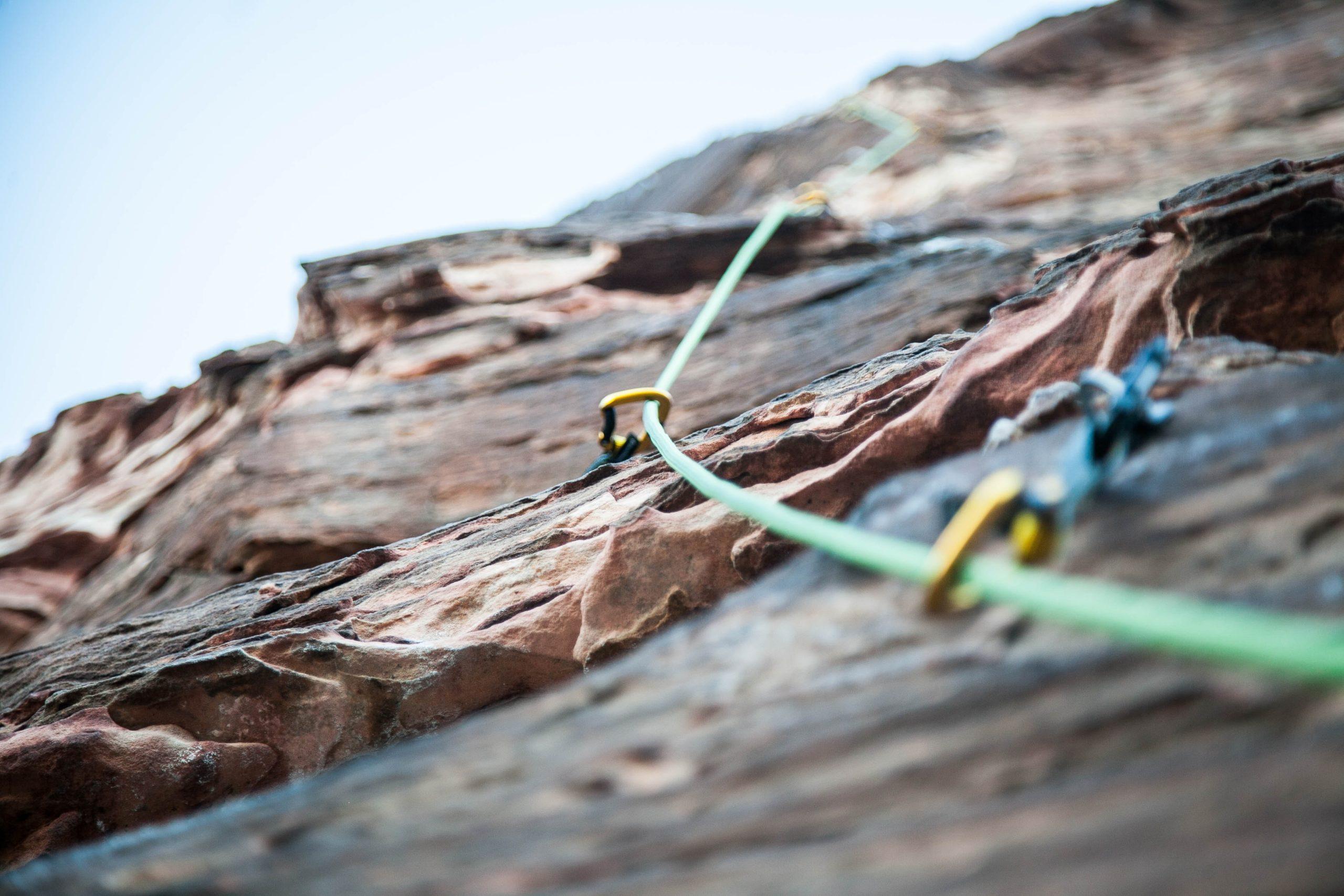 Wspinaczka na skałkach – co zabrać?