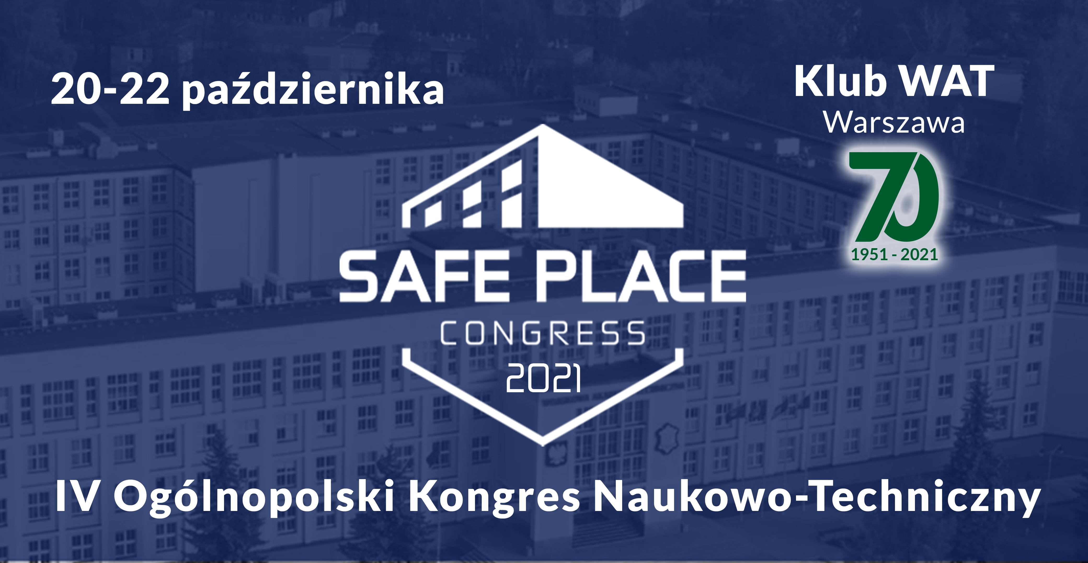 Kongres Safe Place 2021